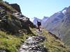 route Taschalp - Täsch hütte