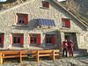 the Schönbielhütte SAC 2684m. (Schönbielhorn 3472m. Wallis 2009 Switzerland                                )