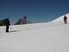 glacier de Ghiacciaio di Verra, Italy with the Matterhorn 4478m. (Breithornmassif, Wallis 2009 Switzerland/Italy)