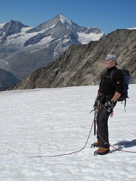 Paul (Alphubel, 4206m. Wallis 2009 Switzerland                                 )