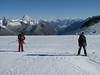 Breithorn plateau 3816m. (Breithornmassif, Wallis 2009 Switzerland                                )