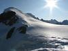view on the Breithornmassif (Breithornmassif, Wallis 2009 Switzerland)