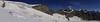 Dent Blanche 4357m and Obergabelhorn 4063m (route Schönbielhutte SAC 2694m - Cabane de la Dent Blanche CAS 3507m)
