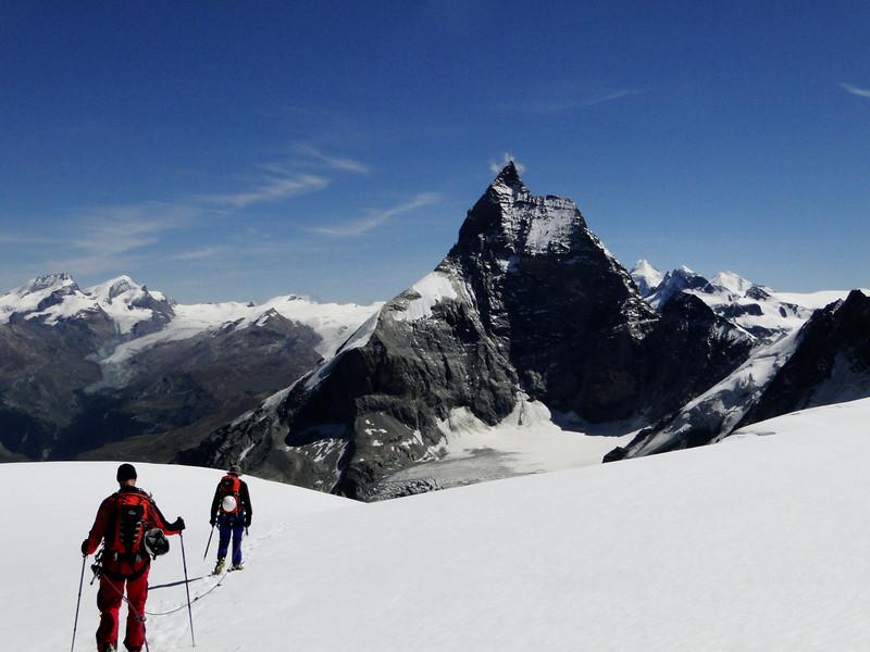 view at Matterhorn