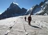 Matterhorn 4478m (route Schönbielhutte SAC 2694m - Cabane de la Dent Blanche CAS 3507m)