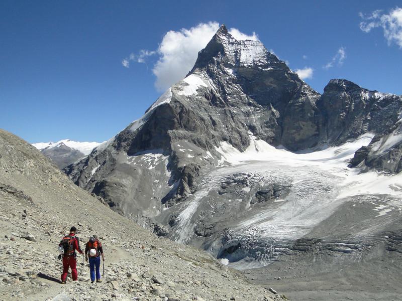 Matterhorn 4478m.