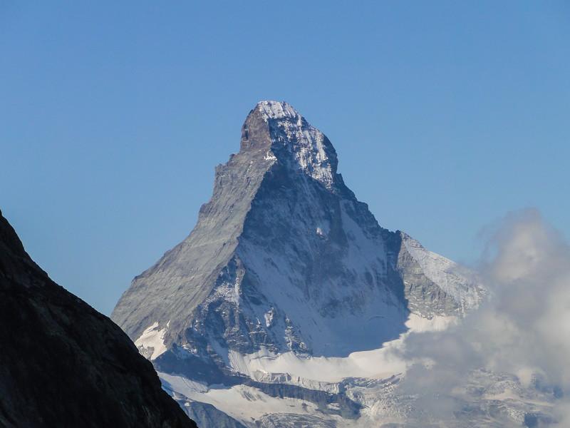Hörnli ridge, Matterhorn