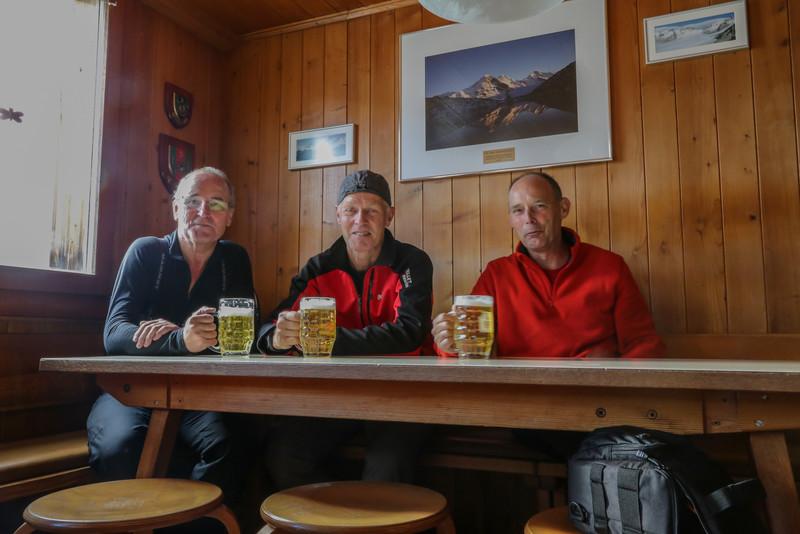 Konkordiahütte SAC 2850m