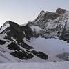 Grünegghorn(3860m) and Gross Grünhorn(4043m)