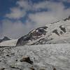Mathildespitze (3557m), Jungfraujoch, Sphinxstollen(3571m) Grünegghorn(3860m) and Gross Grünhorn(4043m)