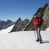 Summit of Grünegghorn (3860m)