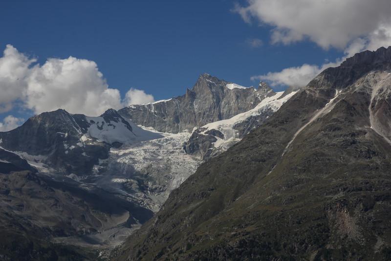 Randa,1407m-Domhütte,2940m