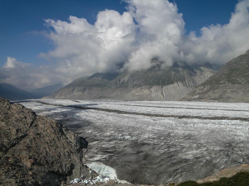 Aletsch-glacier