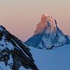 7.oo h, just light, Matterhorn