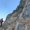 Rogier start with rockclimbing