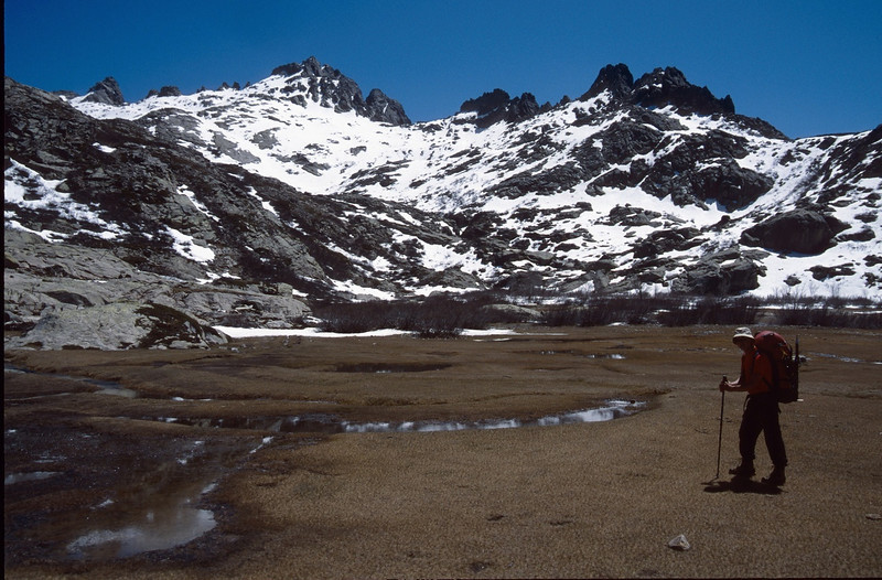 (GR20  Corsica, France 2003)