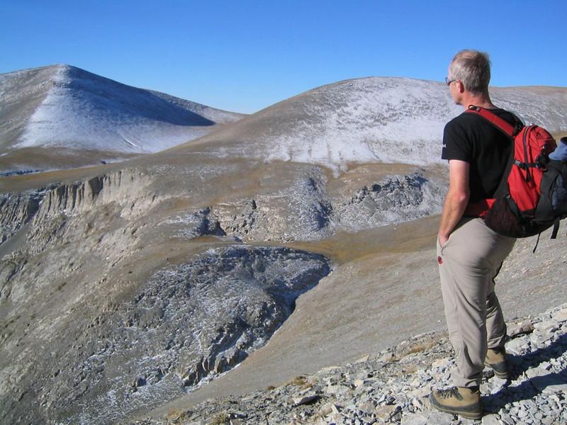 16 Okt. 8.00 AM ascent Skolio 2866m. (Mnt Olympus,Greece 2005)