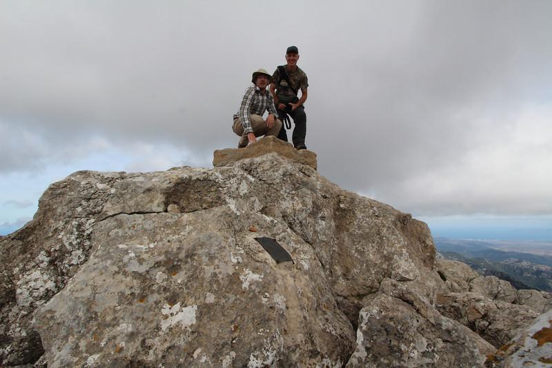 Summit Masanella 1365m