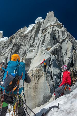 Overseas Climbing