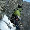 Dan starting the second pitch