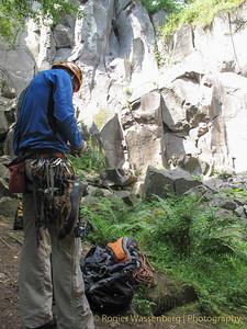 2013-07 Climbing in Kottenheim