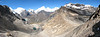 panoramaview on the Gara Gara pass 4550m. (Peru 2009,  underneath Gara Gara pass 4550m. - Gara Gara pass 4830m. - Iancarurish 4250m. Cordillera Blanca)