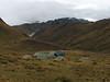 Campground 4, Ingenio 4125m.  (Peru 2009, Ingenio 4125m. Cordillera Blanca)