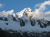 Nevados Pucajirca (Peru 2009,  Taullipampa 4250m. - Punto Union 4760m - Tuctupampa 4100m. Cordillera Blanca)