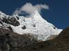 Alpamayo 5947m. (Peru 2009, Jancarurish 4250m. Cordillera Blanca)