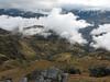 landscape near Ingenio 4125m. (Peru 2009 Tuctupampa 4100m.- Alto de Pucaraju 4650m - Ingenio 4125m. Cordillera Blanca)