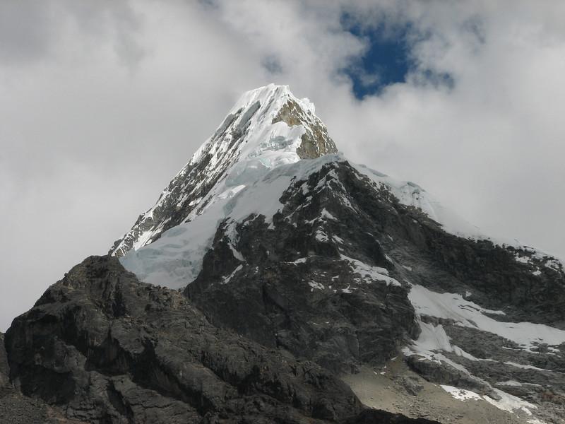 (Peru 2009, Llamacoral 3750m. - Taullipampa 4150m. Cordillera Blanca)