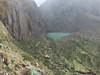 there are many mountainlakes in the Cordillera Blanca (Peru 2009 Tuctupampa 4100m.- Alto de Pucaraju 4650m - Ingenio 4125m. Cordillera Blanca)