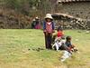 nice children (Peru 2009, Ingenio 4125m. - ruins of Yaino - Pomabamba 2950m. Cordillera Blanca)