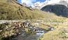panorama (Peru 2009, Jancarurish 4250m. Cordillera Blanca)