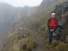 near  Alto de Pucaraju 4650m (Peru 2009 Tuctupampa 4100m.- Alto de Pucaraju 4650m - Ingenio 4125m. Cordillera Blanca)
