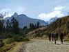 acclimatisation trek near Caraz (Peru 2009, Caraz 2290m. Cordillera Blanca)