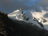 Nevados Sante Cruz Northe 5829m. (Peru 2009, Lake Cullicocha 4628m. Cordillera Blanca)