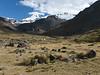 Campground 7, Safuna 4150m.  (Peru 2009, Safuna 4150m. Cordillera Blanca)