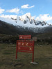 Campsite 2, Taullipampa 4250m. (Peru 2009, Llamacoral 3750m. - Taullipampa 4250m. Cordillera Blanca)