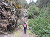 restart the trekking (Peru 2009, Pomabamba 2950m. - pass - village Yanacollpa - Yuraj Machay 4000m. Cordillera Blanca)