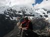 Alpamayo viewpoint  (Peru 2009, Jancarurish 4250m. Cordillera Blanca)