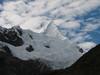 the Alpamayo 5947m. (Peru 2009, Jancarurish 4250m. Cordillera Blanca)