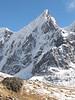 summit of Nevado Puca Punta (Peru 2009, Teclla cocha 4800m - Abra Campo Pass 5030m - Pacchanta 4300m.  Auzangate )
