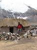 mini farmerhouse (Peru 2009, Upispampa- Arapapass 4770m - Auzangate pass 4870m - Auzangatecocha 4670m. Ausangate)