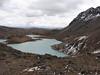 Lago  Caycocha (Peru 2009, Teclla cocha 4800m - Abra Campo Pass 5030m - Pacchanta 4300m.  Auzangate )