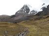 landscape near Arapa (Peru 2009, Upispampa- Arapapass 4770m - Auzangate pass 4870m - Auzangatecocha 4670m. Ausangate)
