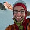 Gratuitous glacier selfie