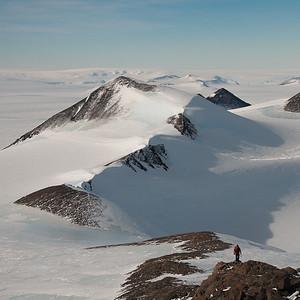Unclimbed Peaks, Palmerland, Antarctic Peninsula