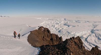 Eisberg Head, Marie Byrd Land, Antarctica
