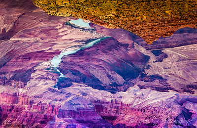 Colorado River Meets Grand Canyon